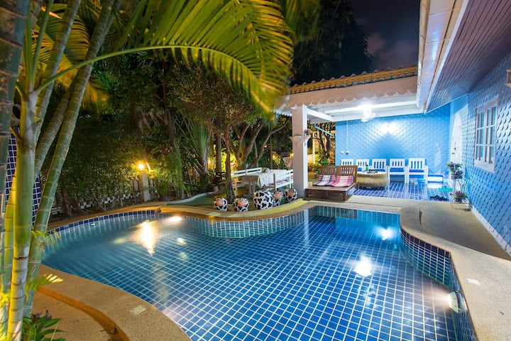 Angel Pool Villa / 5 Bedroom / Private pool/