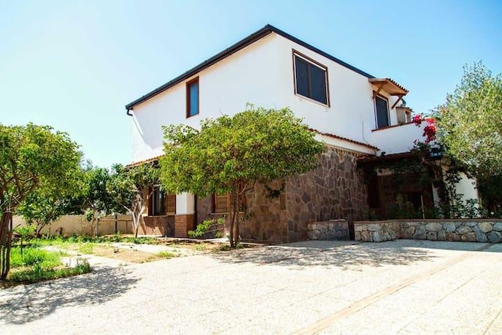 Casa con vista a Marina di Camerota