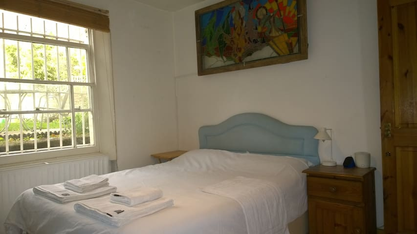 Lovely room with double bed