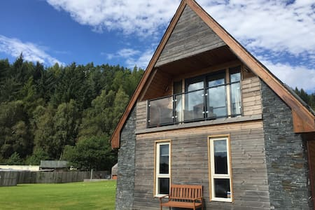Balmaha Lodges #1 - Chalet