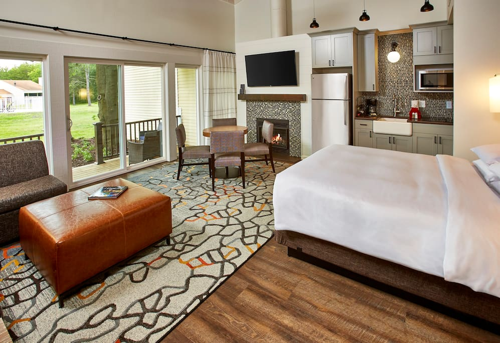 Space for all to enjoy from golf trips, to spa getaways and family get-togethers.