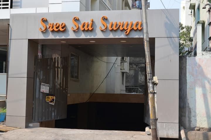 SREE SAI SURYA LUXURY SERVICE APARTMENTS