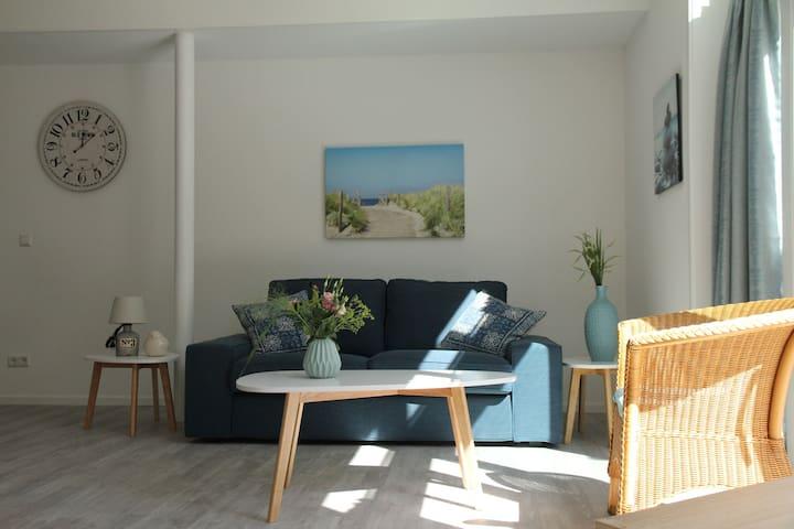 Precioso apartamento en Schoorl, Holanda del Norte, a poca distancia de la playa
