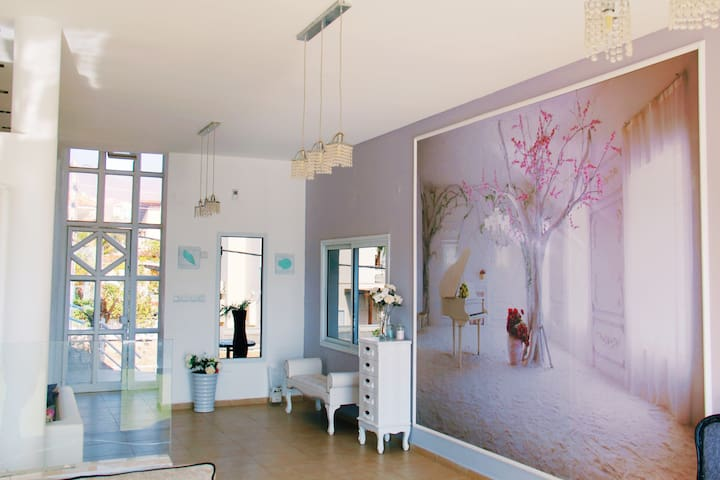 Double room (IRIS Eilat 5)