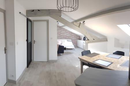 Appartement cosy entre centre ville & Toison d'Or