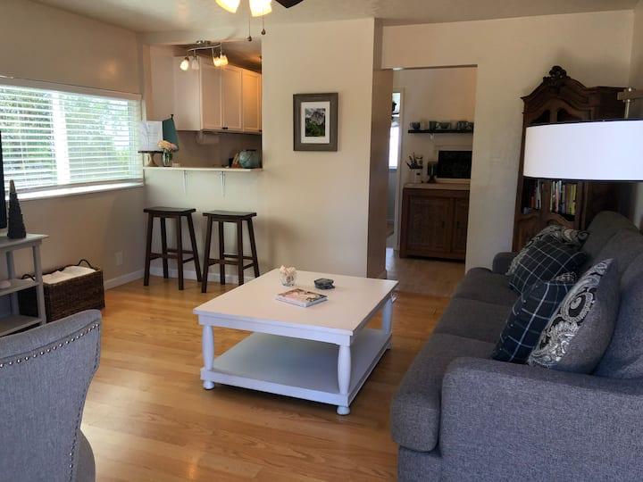 Beautiful farm apartment in Calaveras