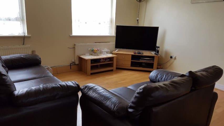 Big double room near Arnos Grove/new Southgate - Londres - Apartamento