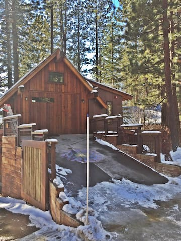 Donner Lake Retreat - Truckee - Çatı Katı