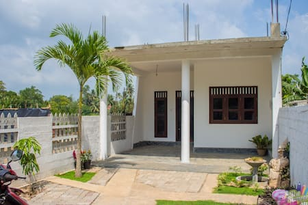 Budget house for 2 bedrooms - Weligama - Dom