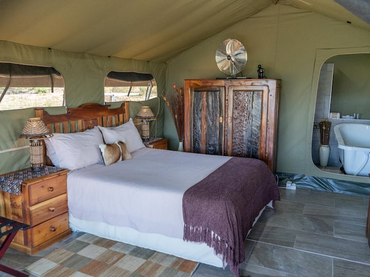 Luxury Tents 2 persons