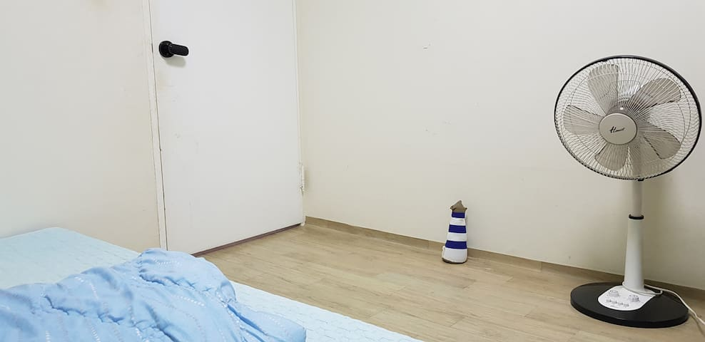 Clean and cozy room in bupyeong, bucheon area!