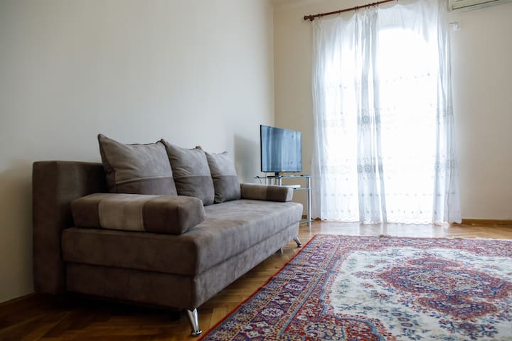 Sofa-bed in Living Room