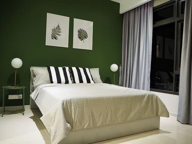Studio Suite MountainView @Melawati Kuala Lumpur