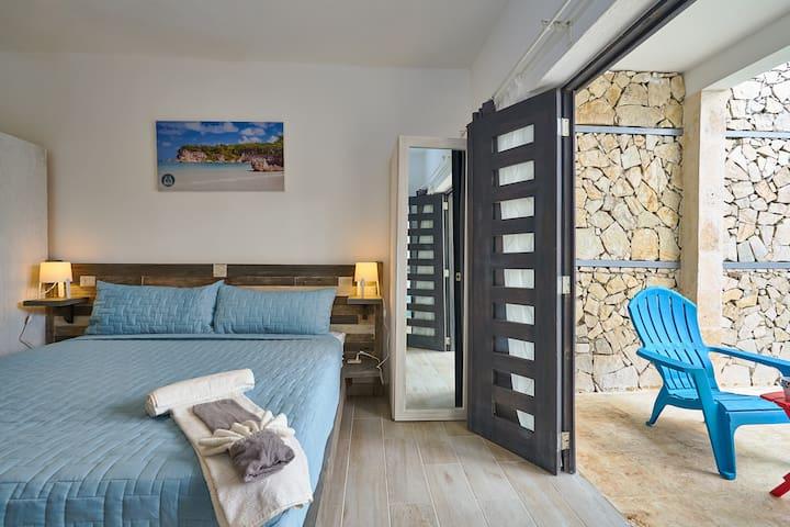 "Colonial Beach House - Room ""Macao Beach"""
