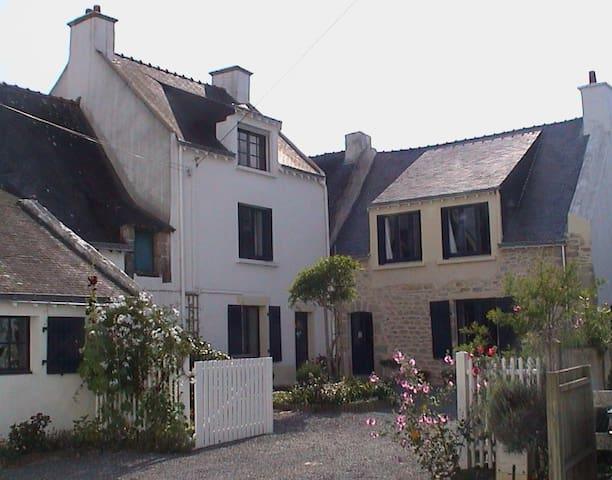 Golfe du Morbihan. Le Logeo.