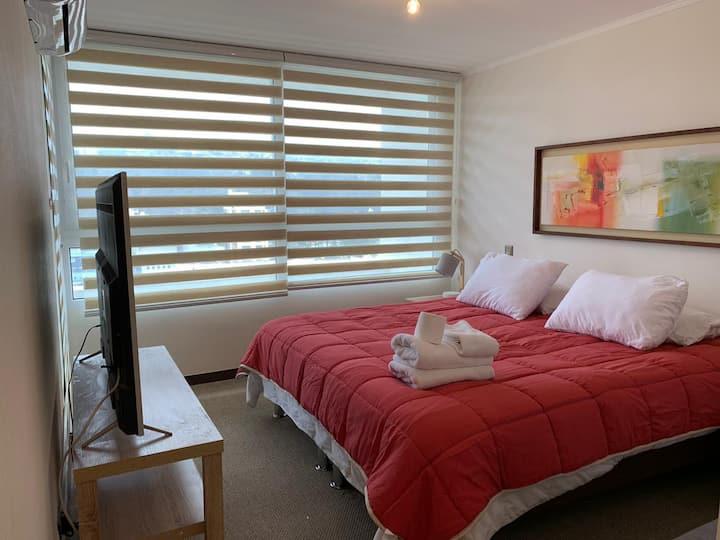 dpto nuevo dos habitaciones viña del mar
