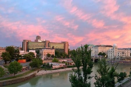 Wohnung am Donaukanal