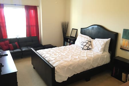 Large Bedroom w Private Bathroom! - Knoxville