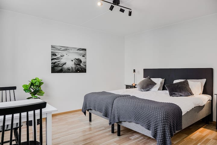 MODERN APARTMENT IN THE CENTRAL OF HELSINGBORG