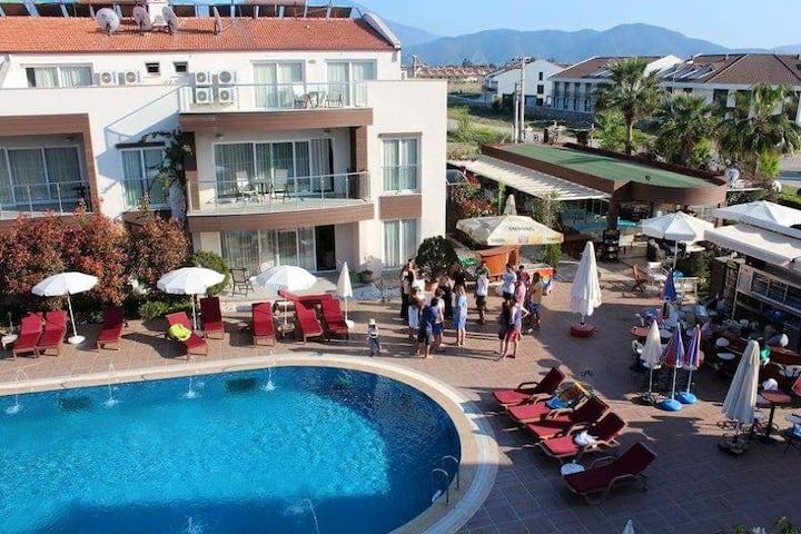 Odyssey Residence Standard Room Bed & Breakfast