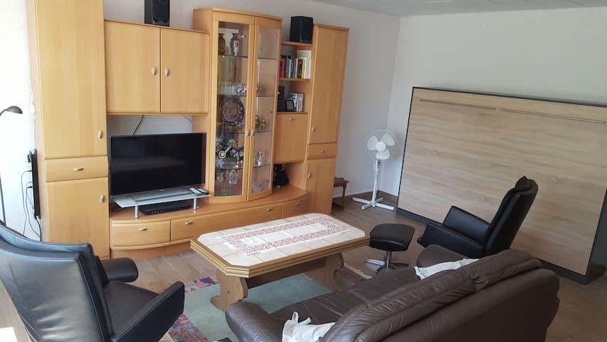 2-room apartment in Troisdorf (near Cologne)