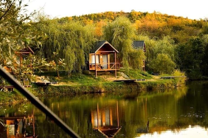 Lac Sanmarghita - Cabin