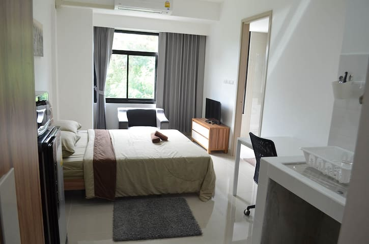 Large Studio – 32 SQM - Bangkok - Flat