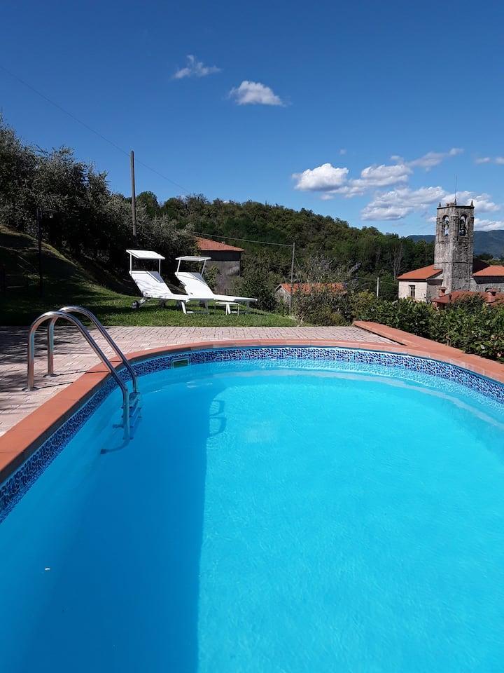 Toscana, panorami da sogno.