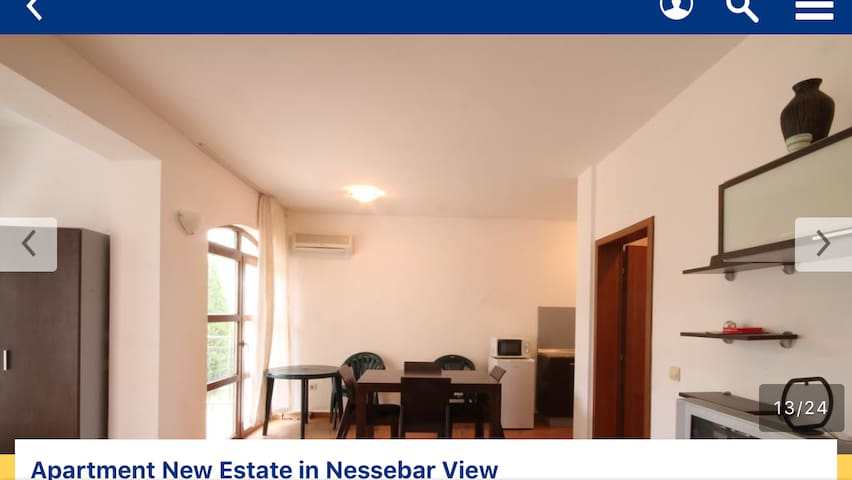 Nessebar View coach house - Sunny Beach