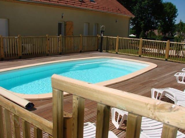 Lac chalain maison tt confort 4 personnes - Marigny - Casa
