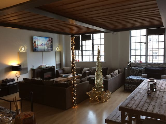 Rembrandt Serviced Apartments - The Loft