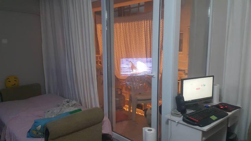 keyifli konumu güzel rahat huzurlu bir ev - Konak - Apartment