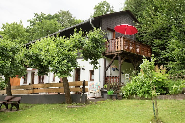 Holiday home in Medebach with Balcony