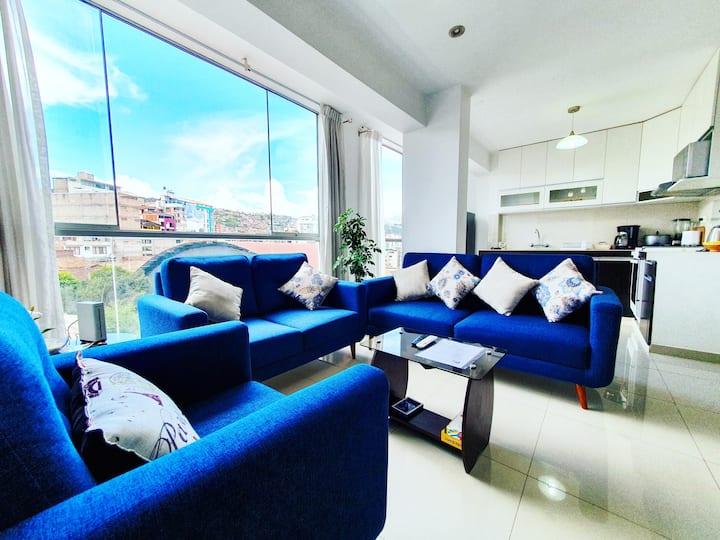 Cusco Magnificent Apartment I