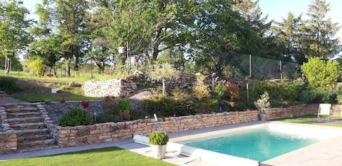 Quiet villa 20 min from Metz