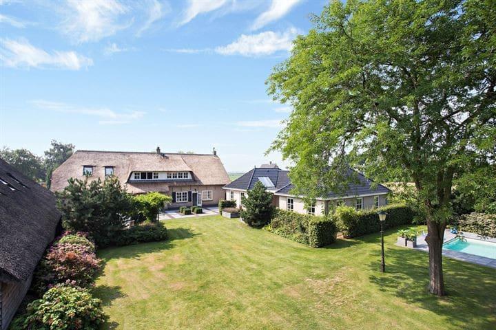 Groen, luxe, ontbijt, whirlpool, sauna bij Breda - Den Hout - Suíte de hóspedes