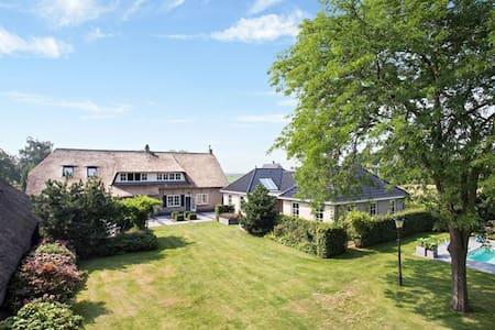 Groen, luxe, ontbijt, whirlpool, sauna bij Breda - Den Hout - Vendéglakosztály