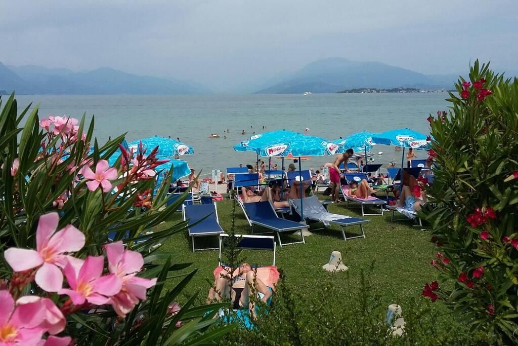"""La """"spiaggia d'oro"""" vicino a casa - The """"Golden beach"""" close to home"""