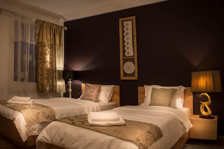 Hotel Atrium - Twin room