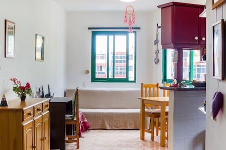 Zimmer in Vegetarische Wohnung - Bajamar