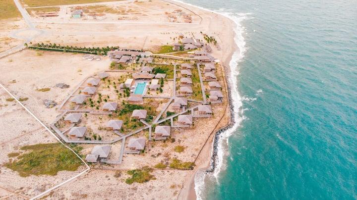 Jaguaribe Lodge & kite - Família Oceano I