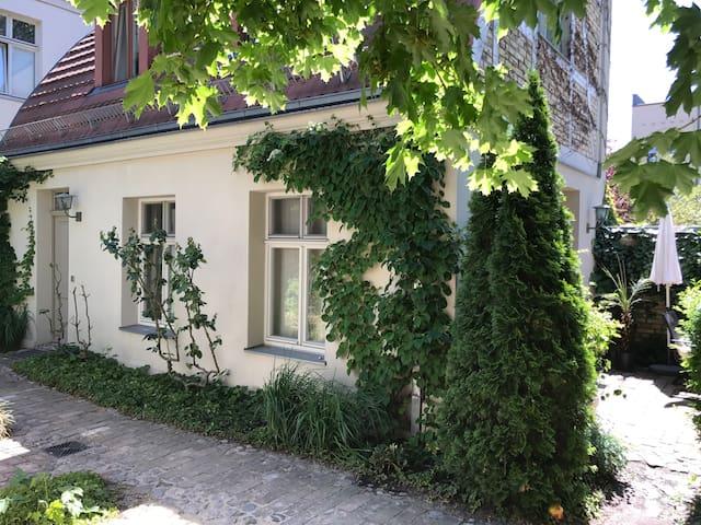 Wunderschöne Gartenremise in Potsdamer Innenstadt