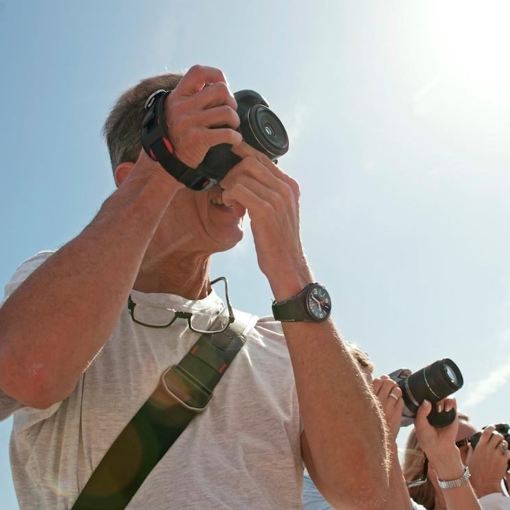 แสดงรูปจากผู้จัดประสบการณ์แบบเต็มหน้าจอ
