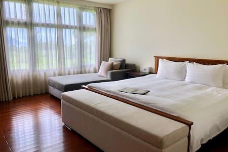 花蓮石梯坪-海桐小屋 雙人房-緊鄰湛藍的太平洋,靜謐的度假小屋