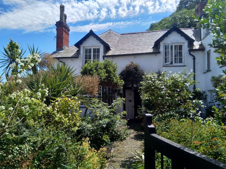 Clovelly B&B dog friendly room