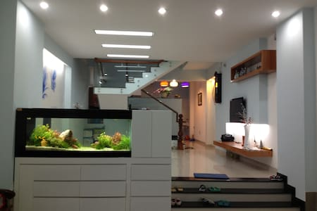Spacious room & family-friendly enjoy - Ho Chi Minh City