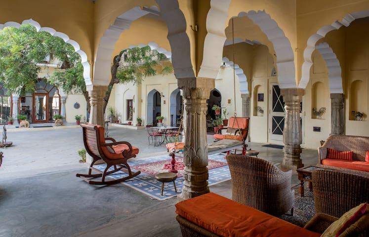 Hotel Fort Barli - A Luxury Heritage Hotel