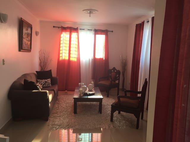 Hermoso Apartamento en santiago - Santiago De Los Caballeros - Apartment