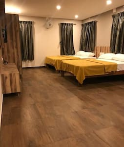 Quadruple Room with Balcony at Somwarpet Karnataka