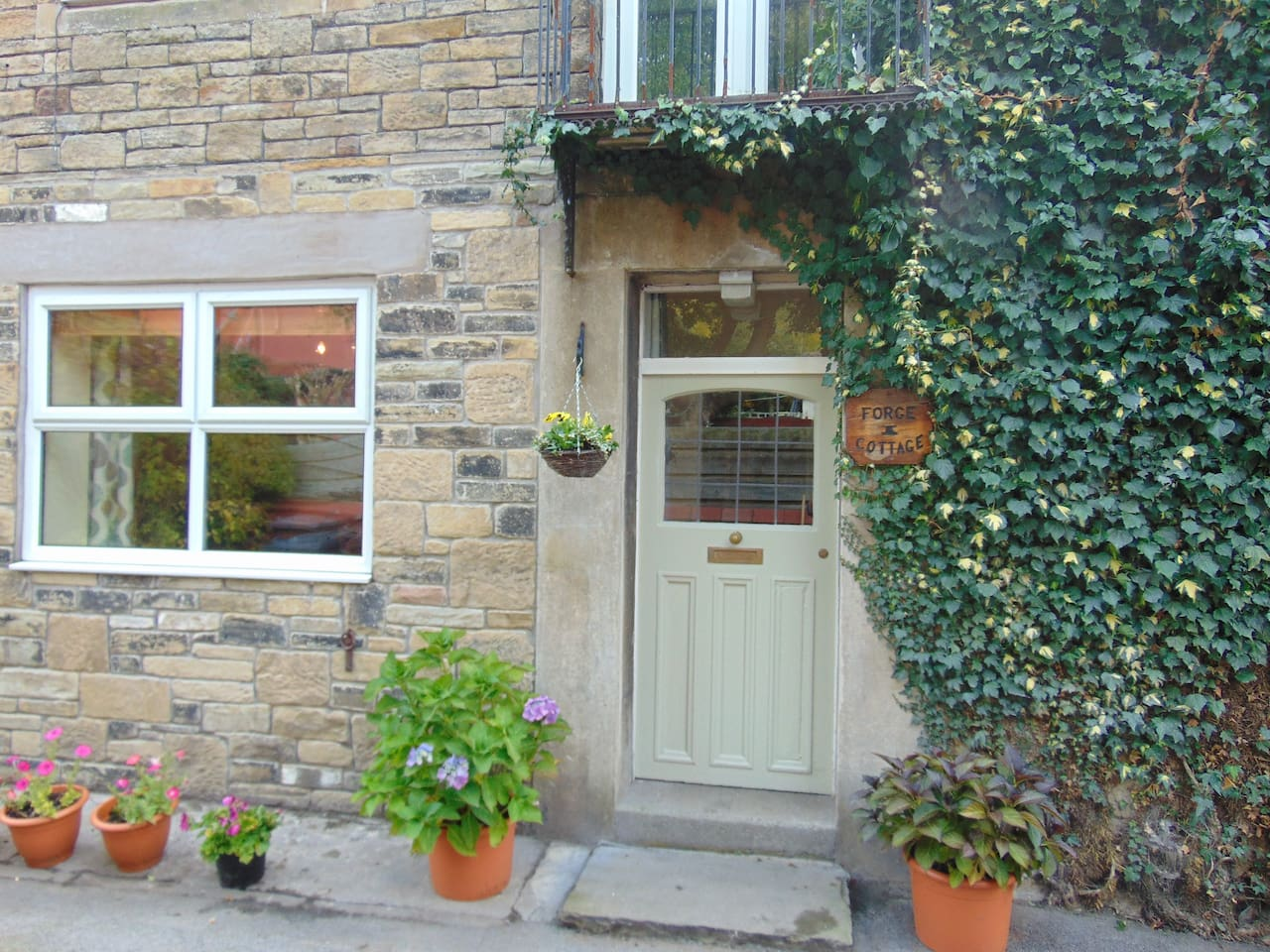 Forge Cottage - Front Door